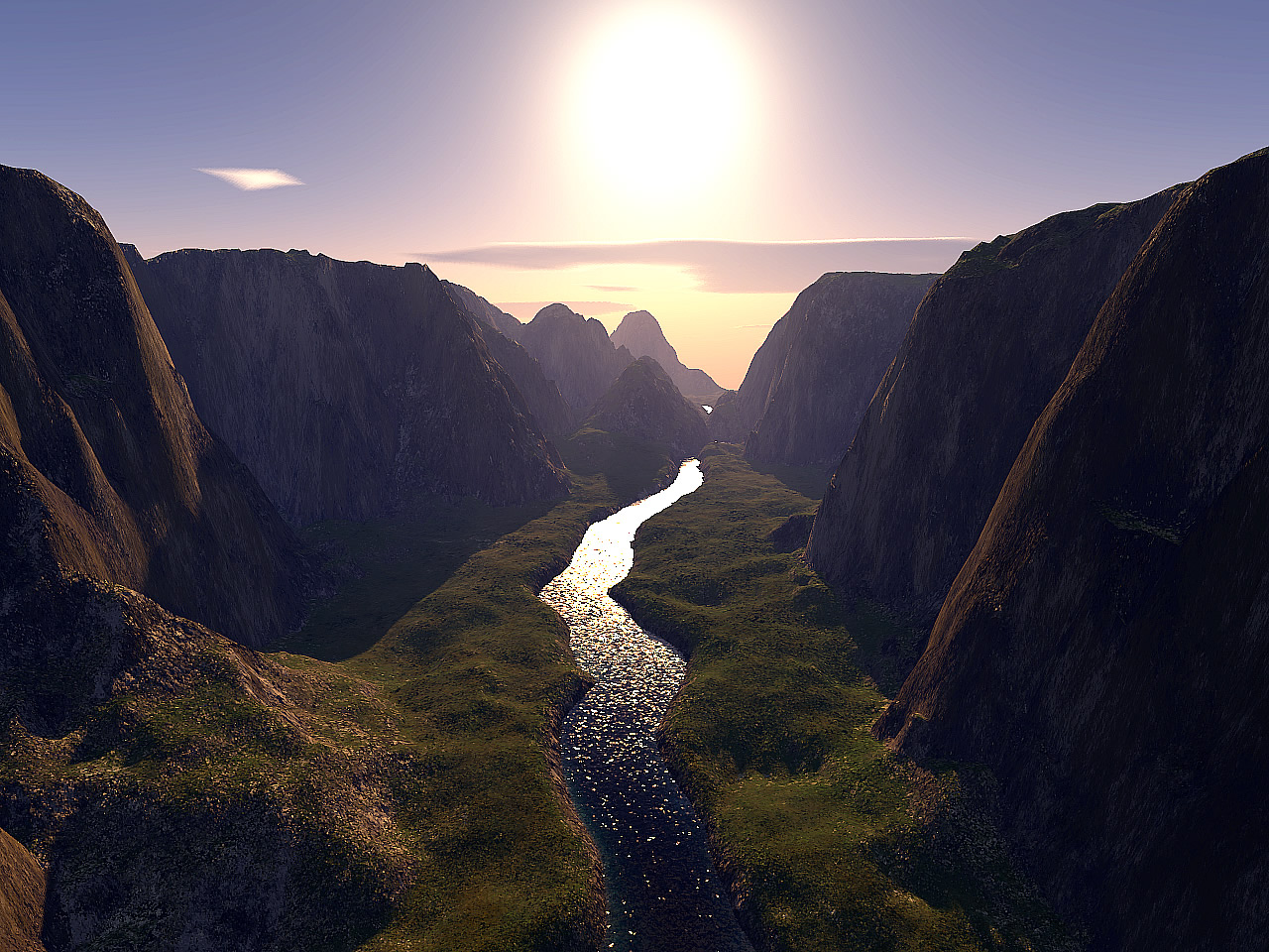 Download 3d Landscape wallpaper, '3d landscape 119'.