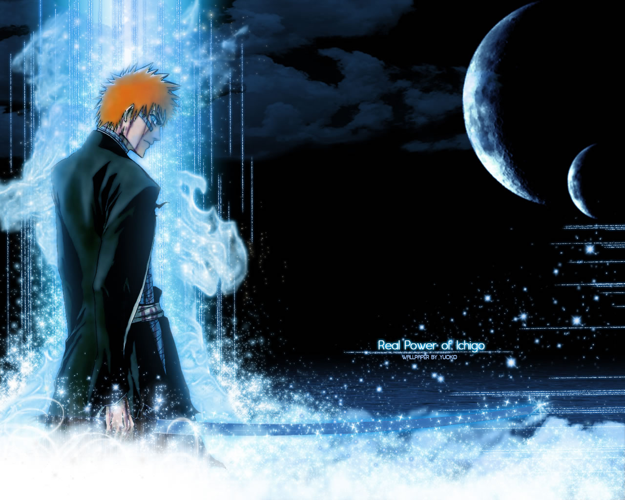 Download Bleach wallpaper, 'Bleach 1'.