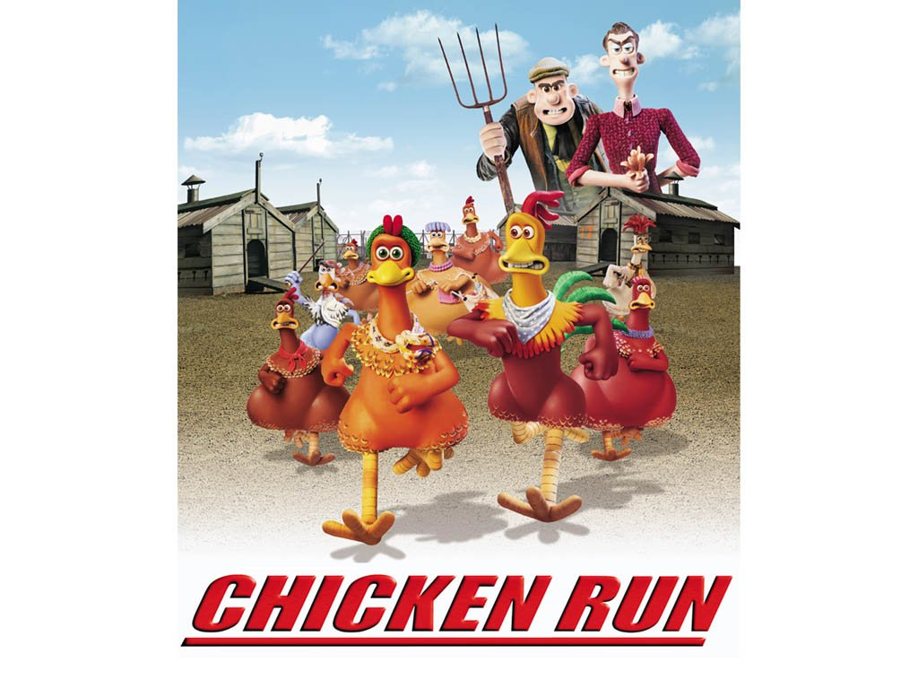 Chicken run 1