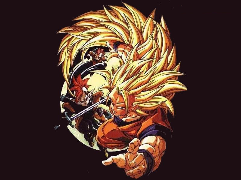 Dragon ball z wallpaper 20