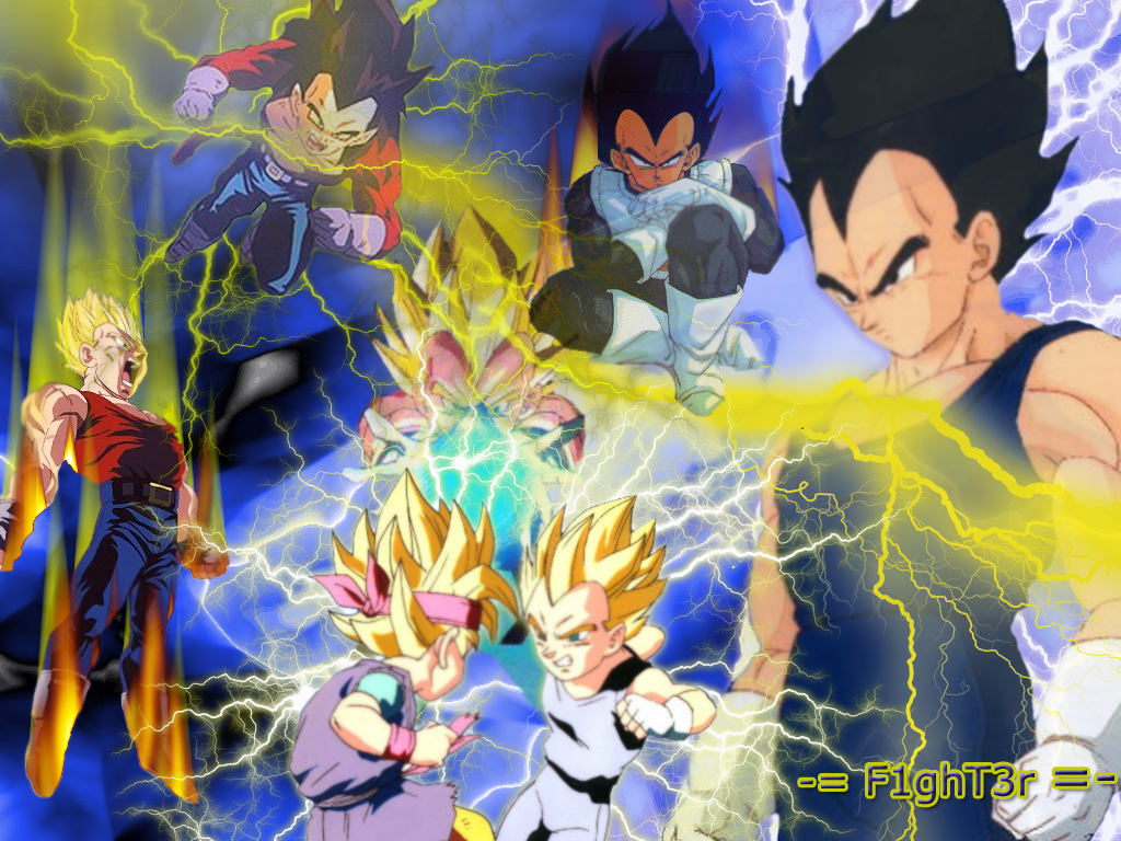 You are viewing the Dragon Ball Z wallpaper named Dragon ball z 23.