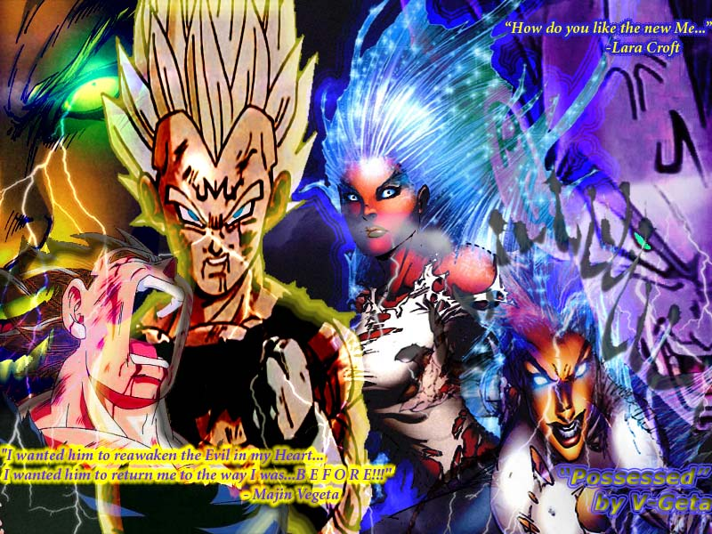 You are viewing the Dragon Ball Z wallpaper named Dragon ball z 26.