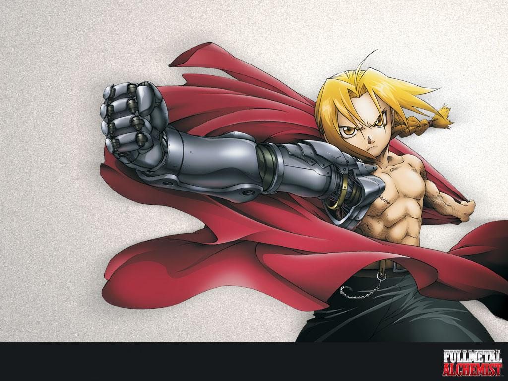 Fullmetal alchemist wallpaper 2