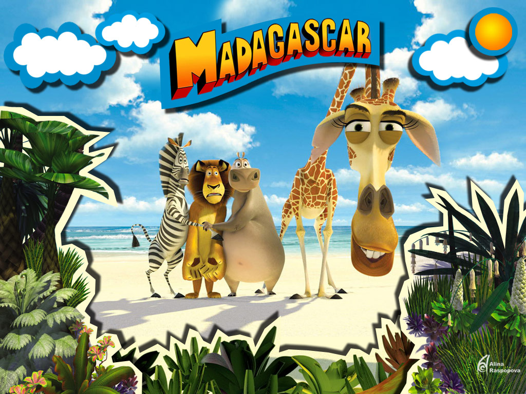 You are viewing the Madagascar wallpaper named Madagascar 2.