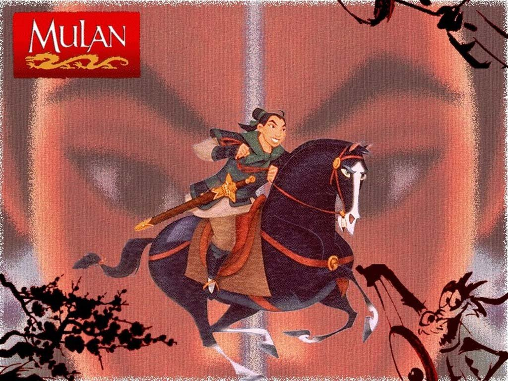 You are viewing the Mulan wallpaper named
