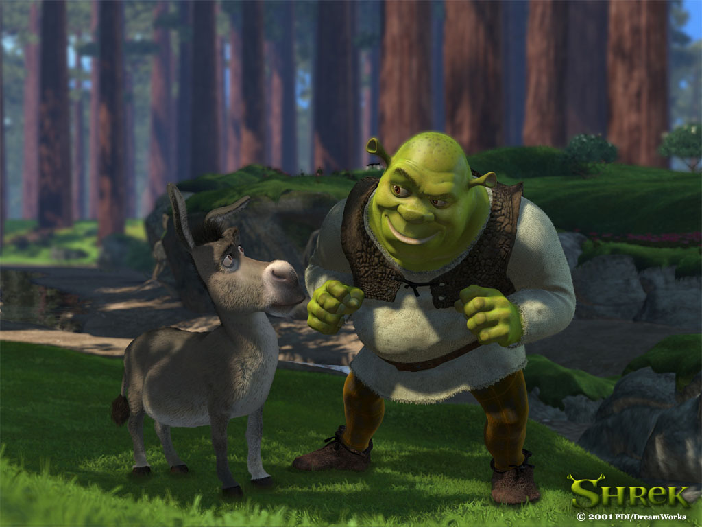 Download Shrek Wallpaper   Shrek 2