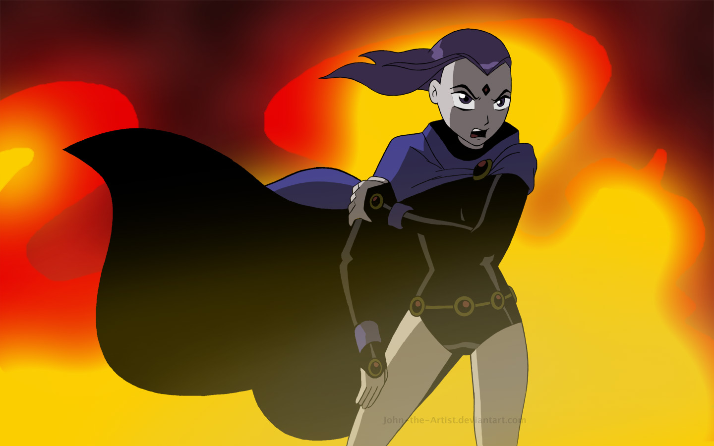 You are viewing the Teen Titans wallpaper named Teen titans 13.