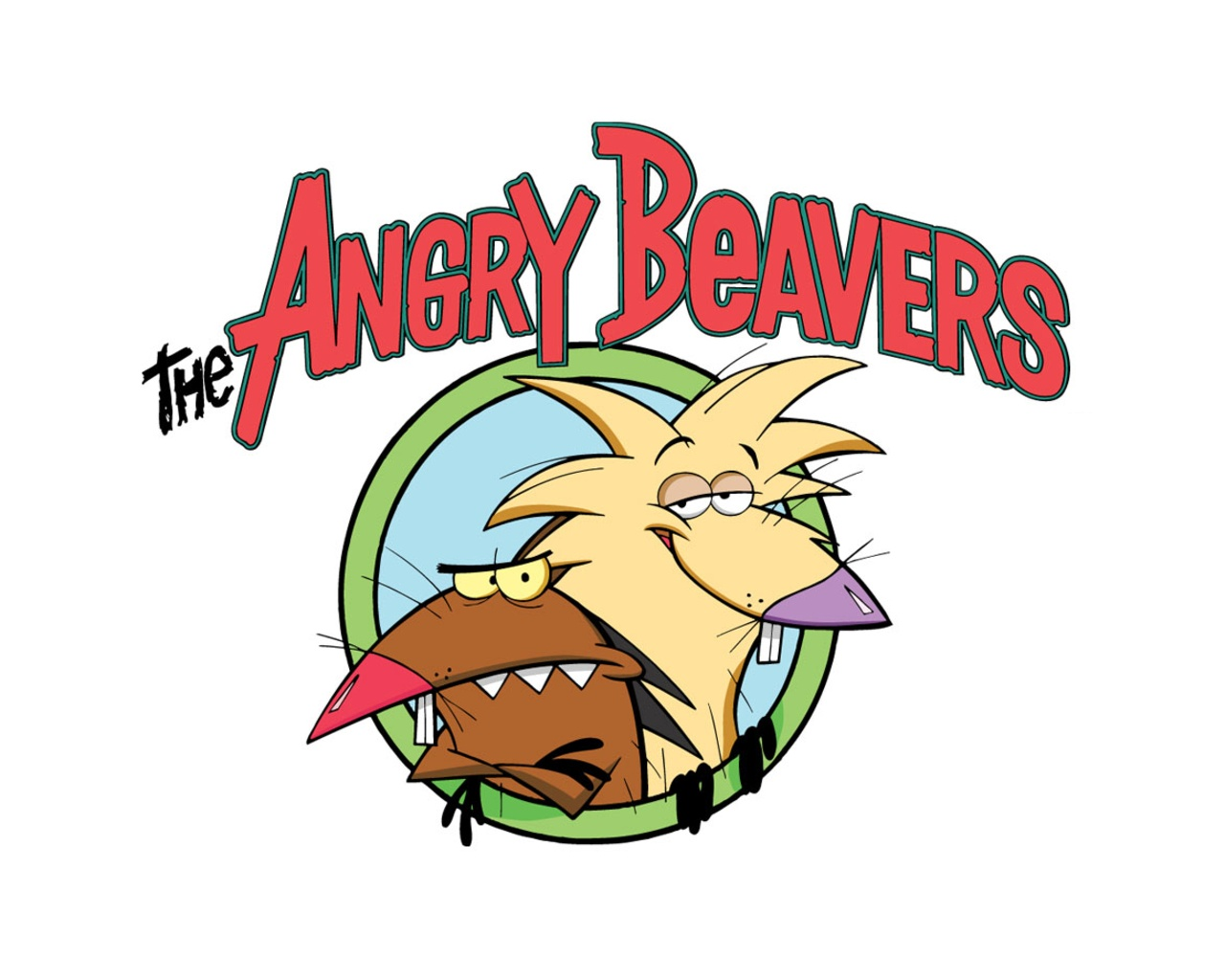 The angry beavers 1