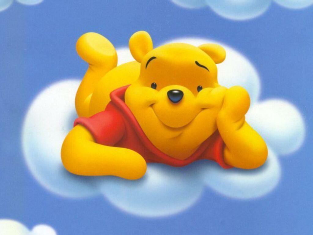 Download Winnie The Pooh wallpaper, 'Winnie the pooh 1'.