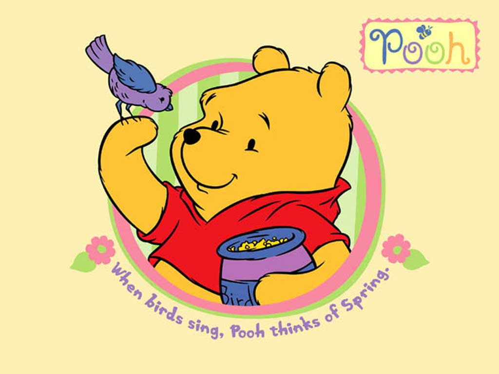You are viewing the Winnie The Pooh wallpaper named Winnie the pooh 5.