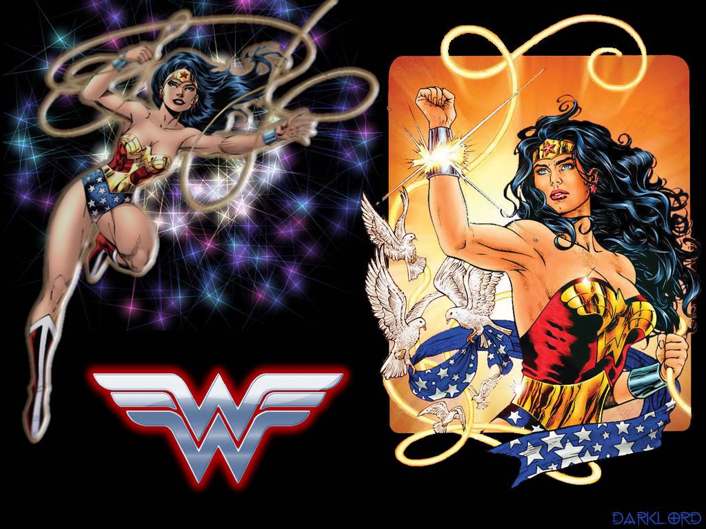Download Wonder Woman Wallpaper