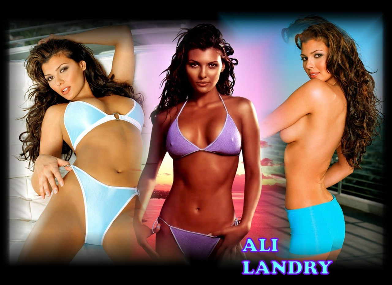 ali landry background
