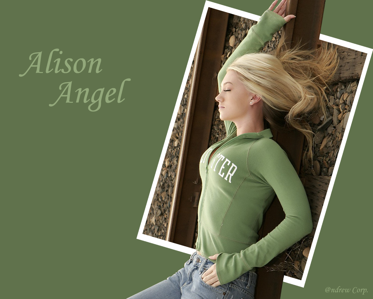 You are viewing the Alison Angel wallpaper named Alison angel 1. It ...