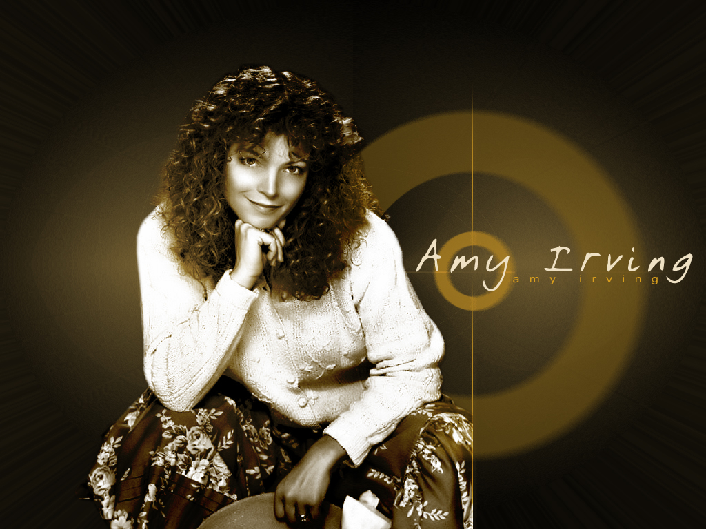 Amy irving 1