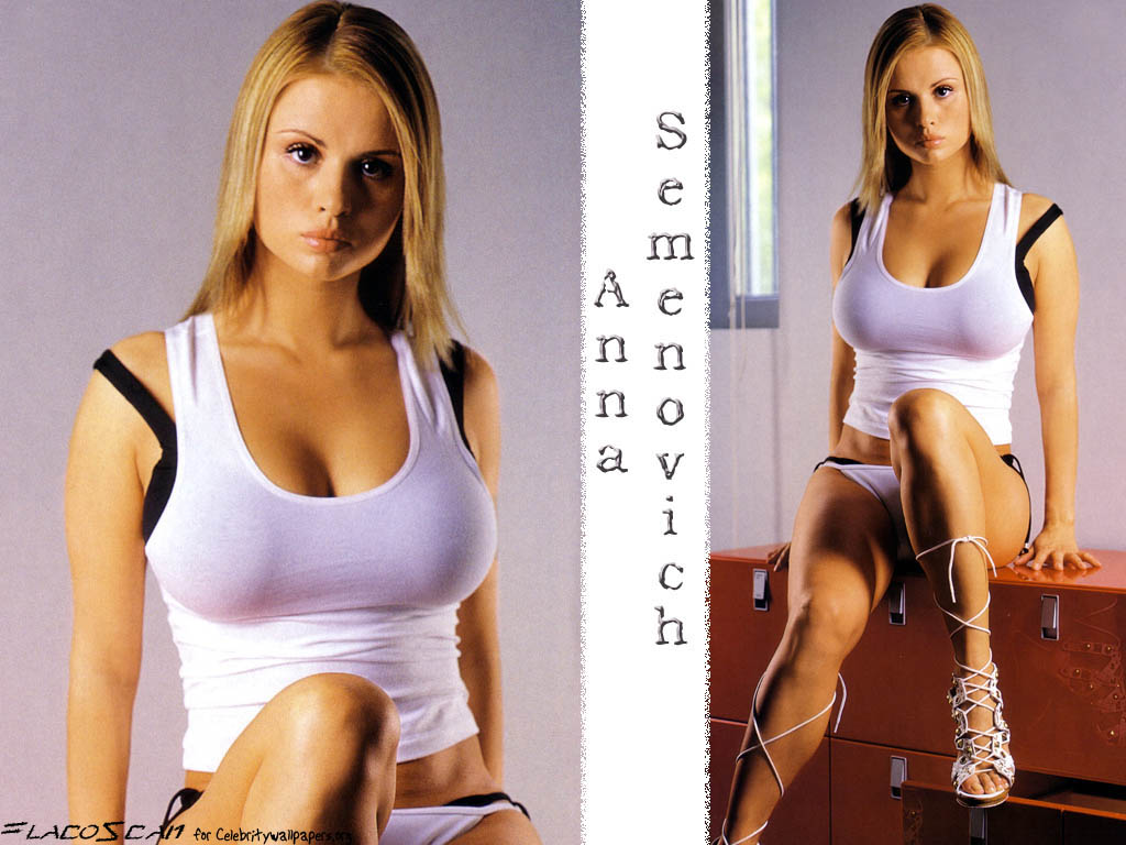 Anna semenovich wallpaper 3