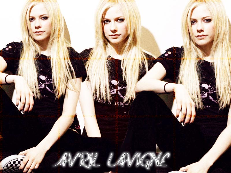 avril lavigne wallpaper what hell. Avril Lavigne Wallpapers