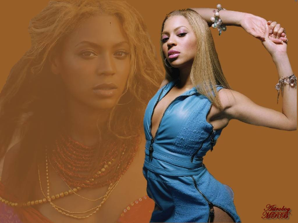 Beyonce Knowles - Wallpaper Actress