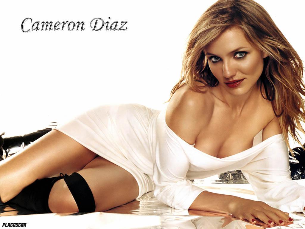 Hot Cameron Diaz Wallpapers