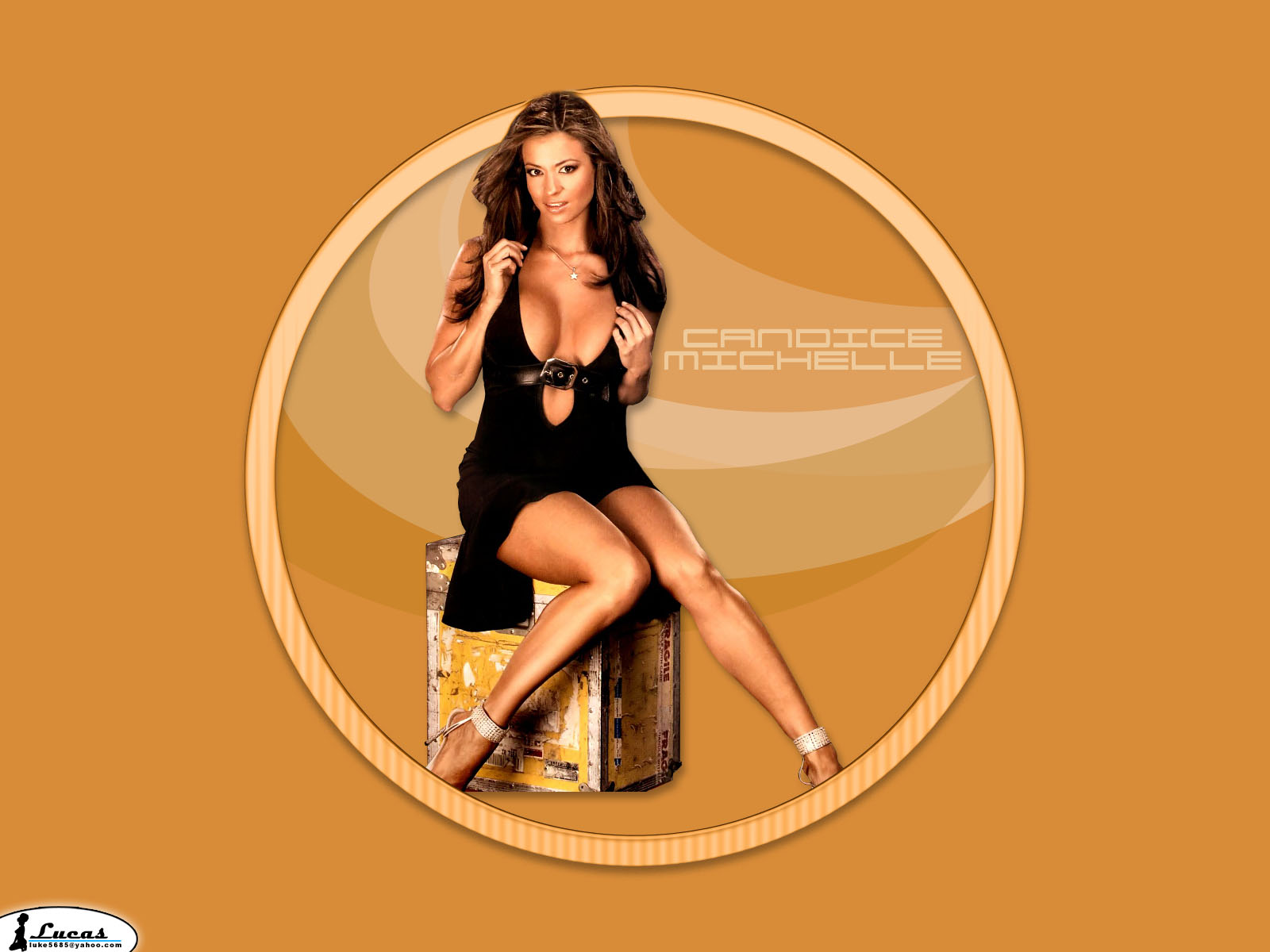 Candice Michelle - Picture Colection