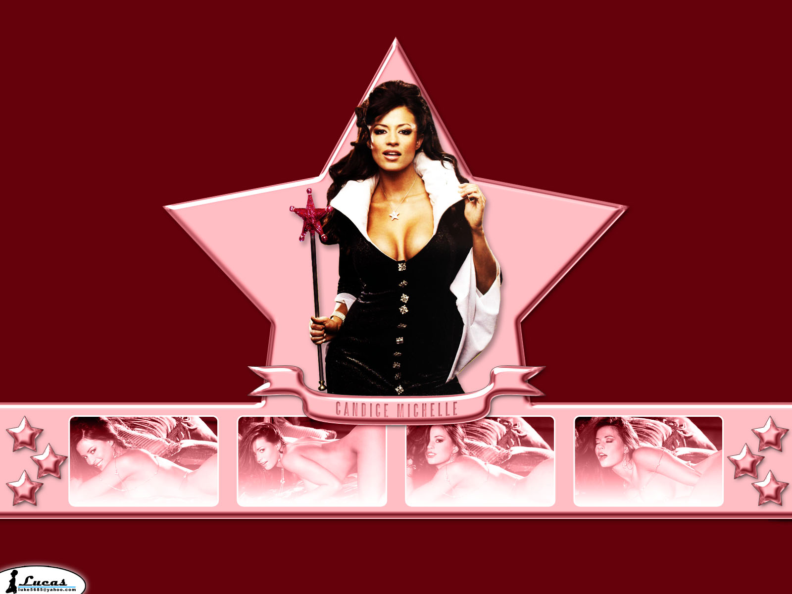 You are viewing the Candice Michelle wallpaper named Candice michelle 6.