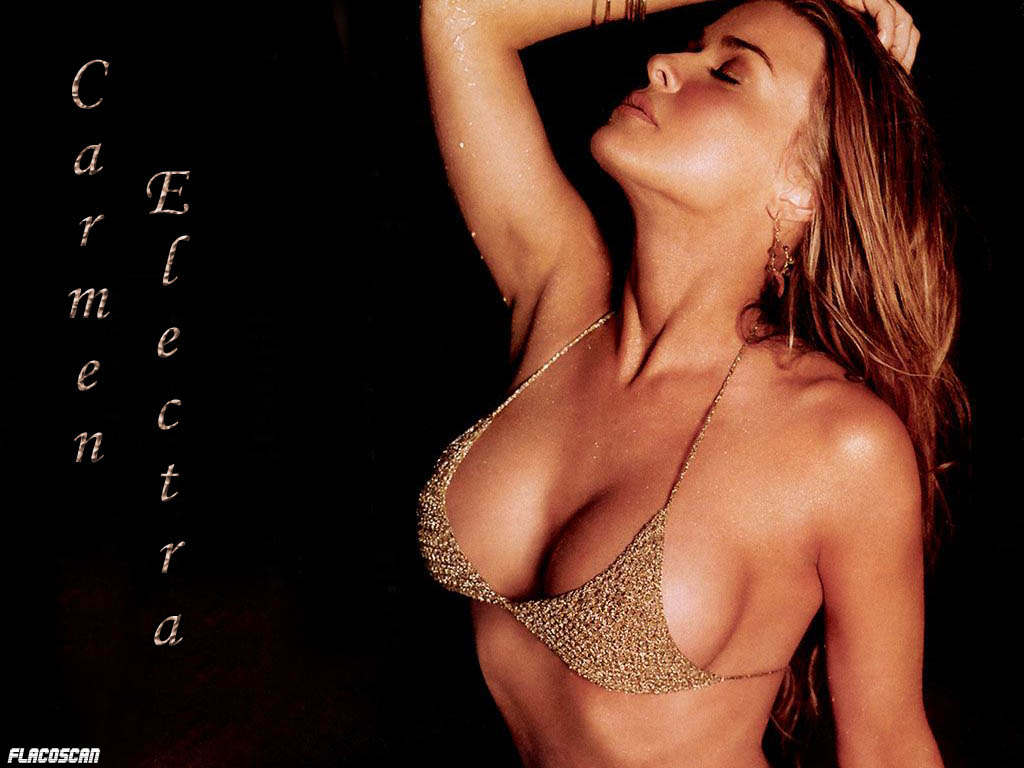 Carmen electra wallpaper 13