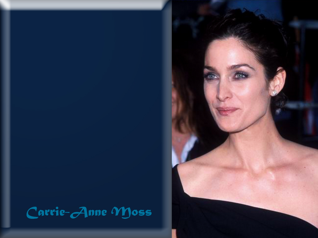 Carrie anne moss 5