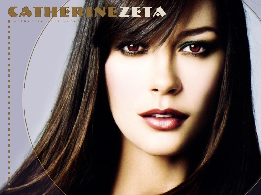 Catherine Zeta-Jones - Wallpaper Actress