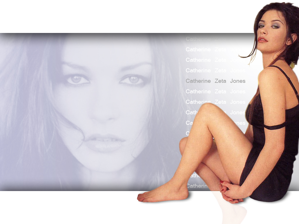 Catherine Zeta Jones - Wallpaper Actress