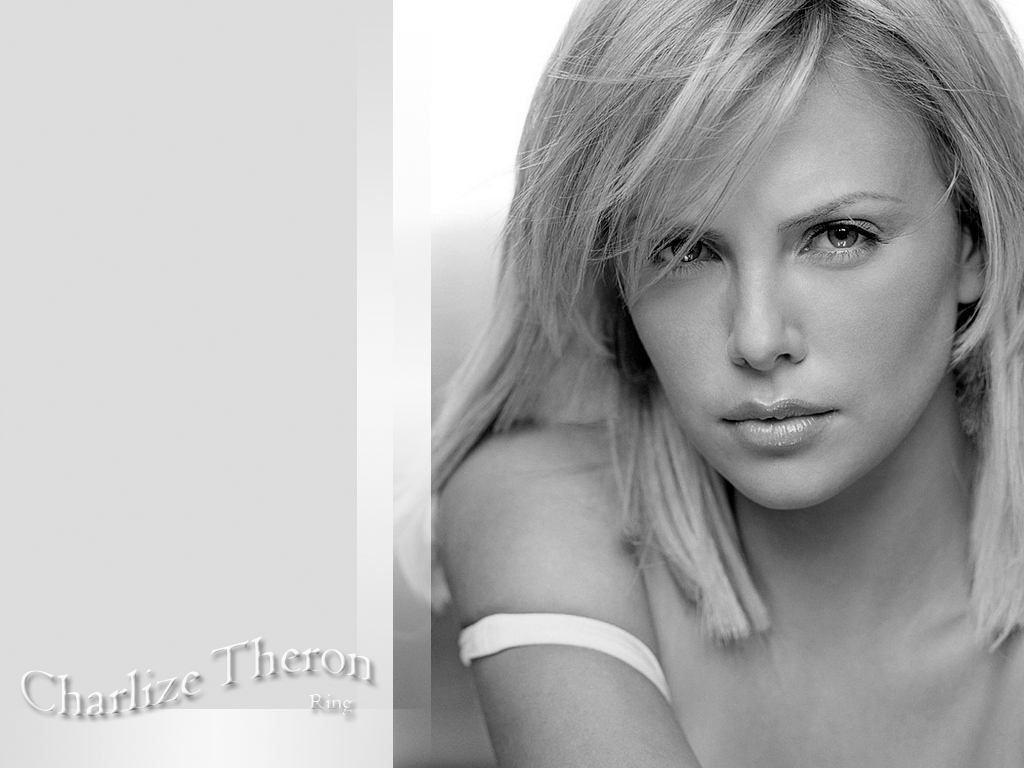 Charlize Theron - Wallpaper Hot
