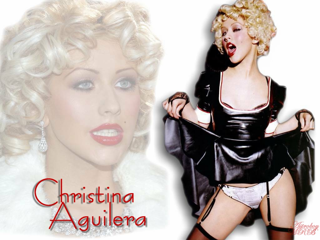 Christina Aguilera - Wallpaper Actress
