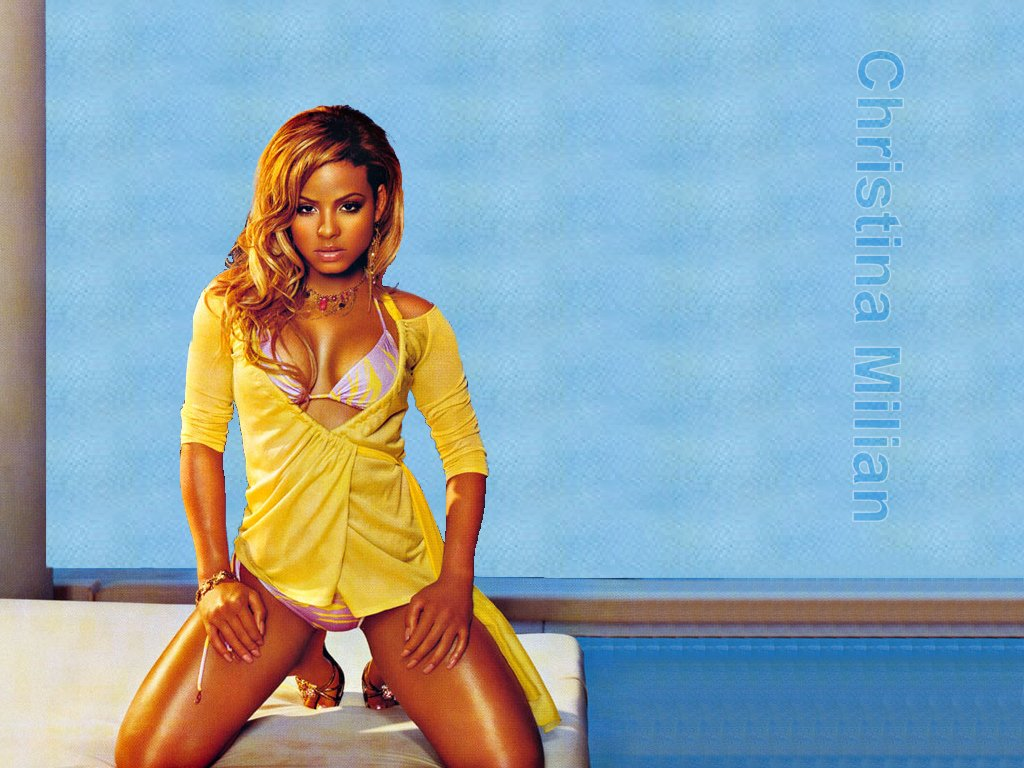 christina milian hot wallpaper