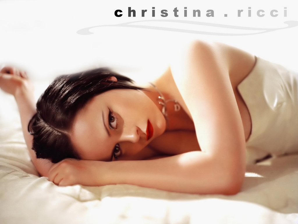 You are viewing the Christina Ricci wallpaper named