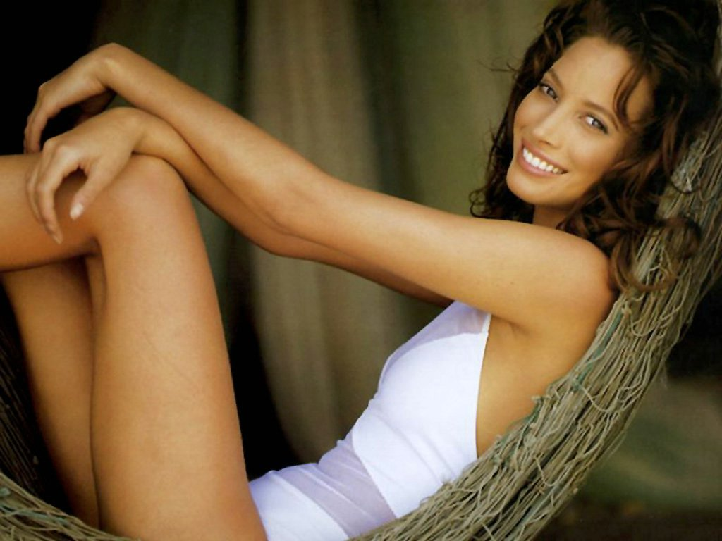 download christy turlington wallpaper,