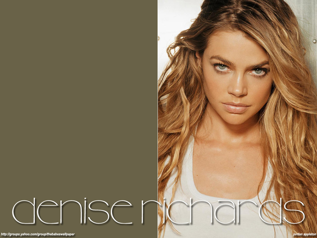 Denise richards 25