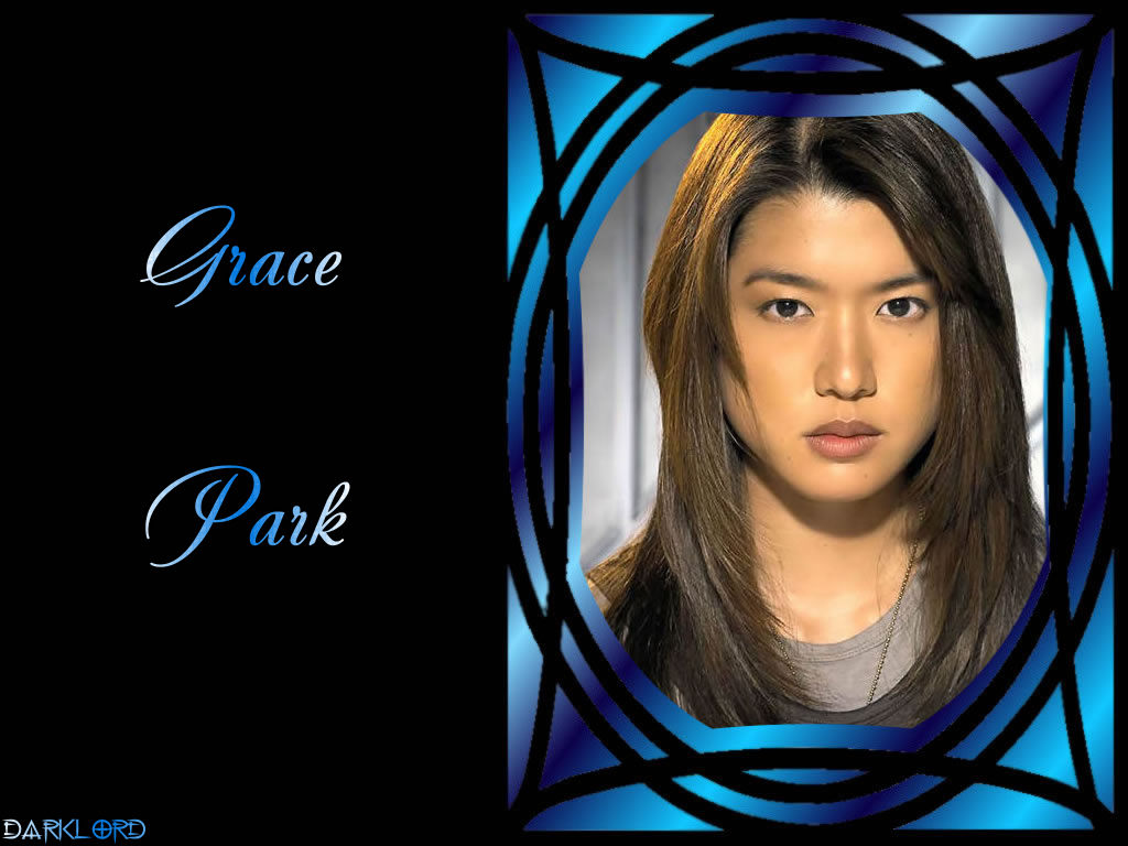 You are viewing the Grace Park wallpaper named Grace park 1.