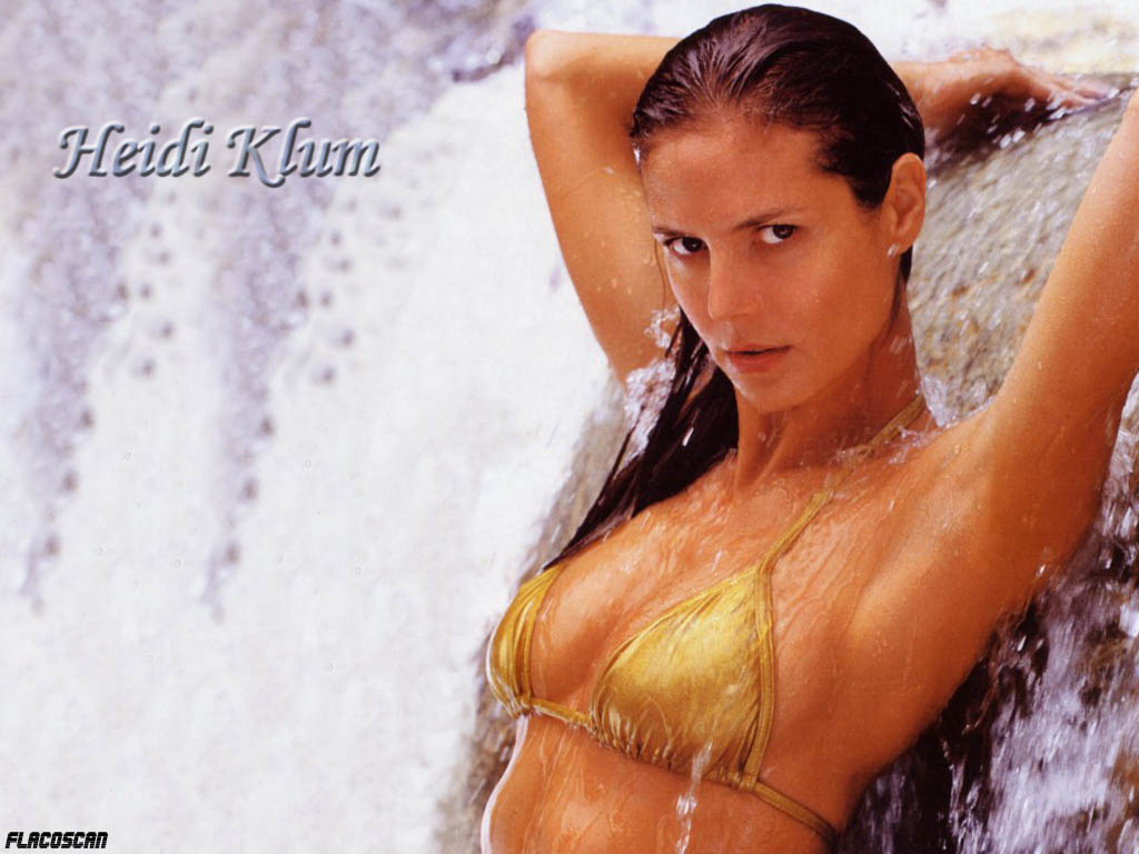 To download the Heidi Klum - Photo Set just Right Click on the image