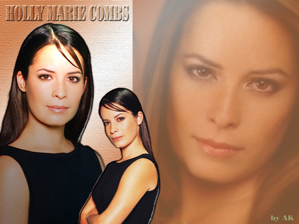 Holly Marie Combs - Wallpaper Actress