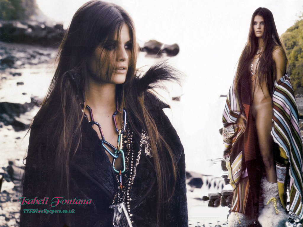 Isabeli Fontana - Picture