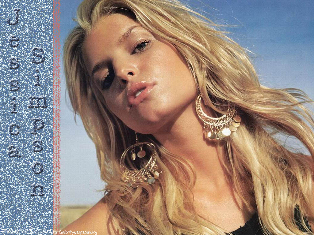 Download Jessica Simpson Wallpaper