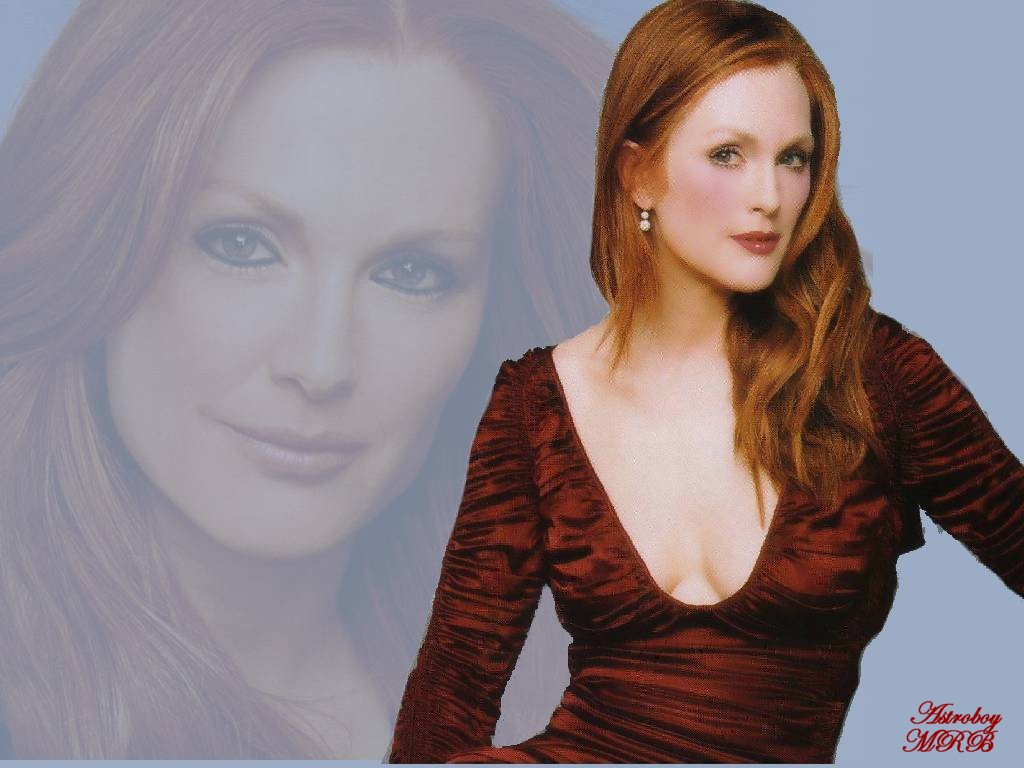 Julianne Moore - Picture Gallery