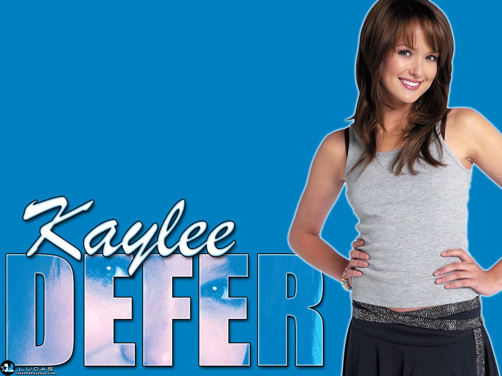 Kaylee Defer Wallpapers