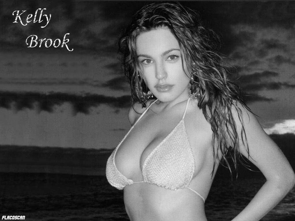 Kelly Brook - Wallpaper Hot