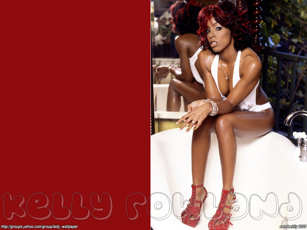 Download Kelly Rowland wallpaper, 'Kelly rowland 4'.