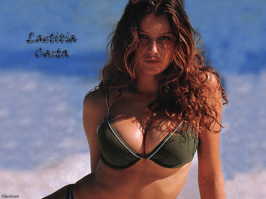 Laetitia casta wallpaper 12