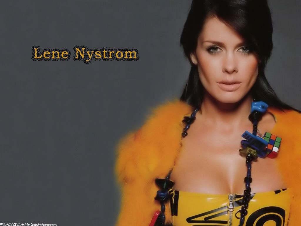 Lene Nystrom blowbang sSBBW