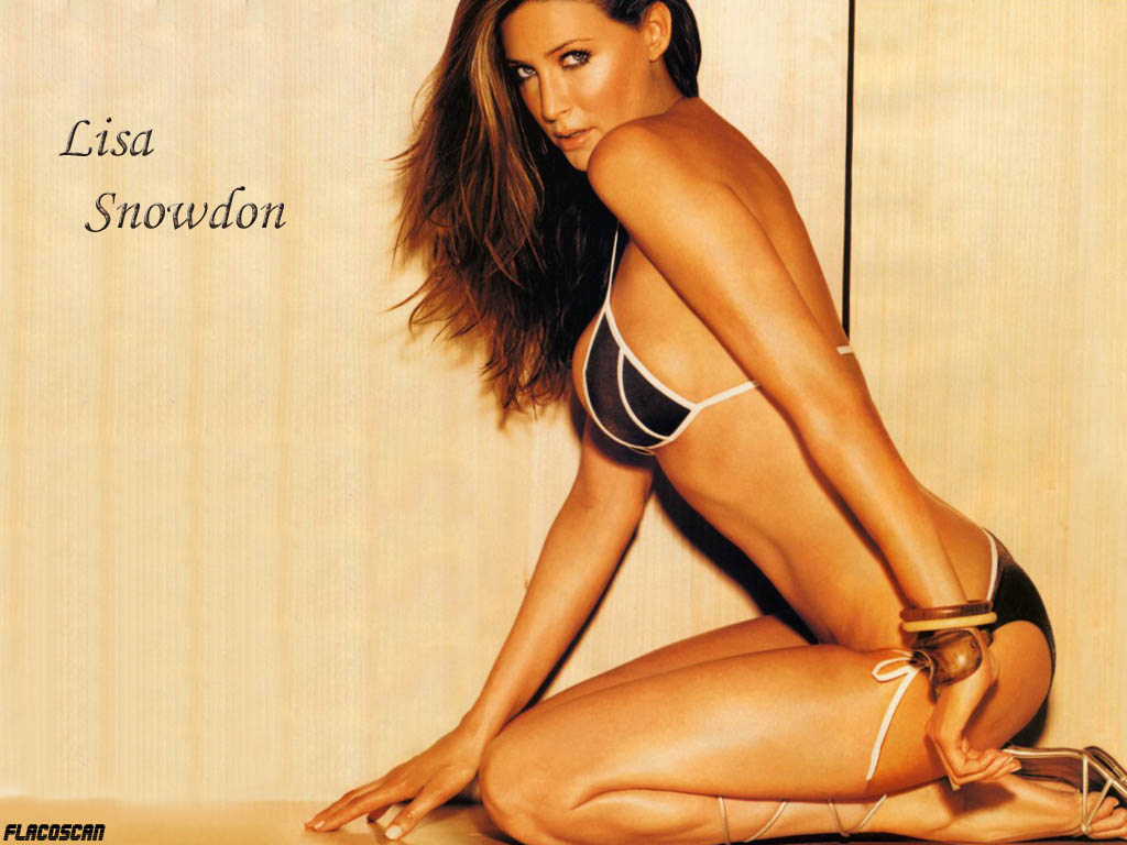wallpaper bikini lisa snowdon - photo #14