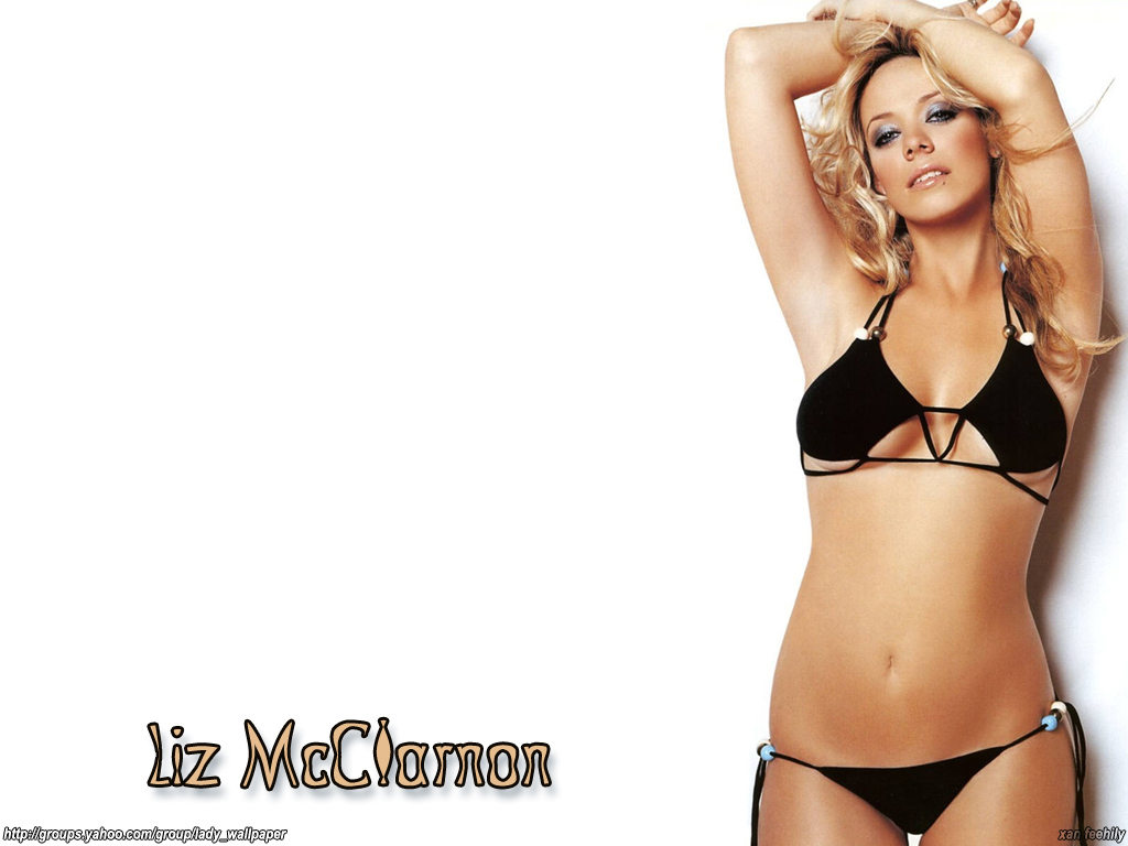 Liz McClarnon - Picture Actress