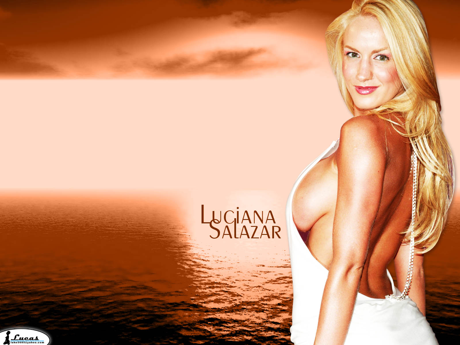 Download Luciana Salazar Wallpaper