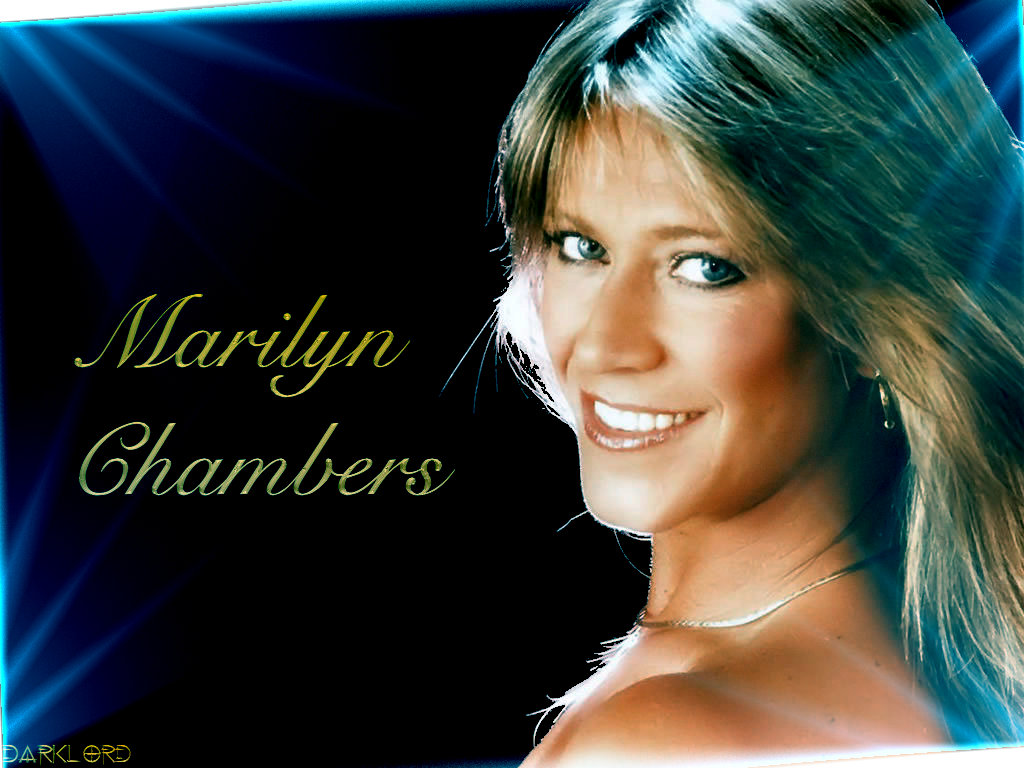 Marilyn chambers wallpaper 1