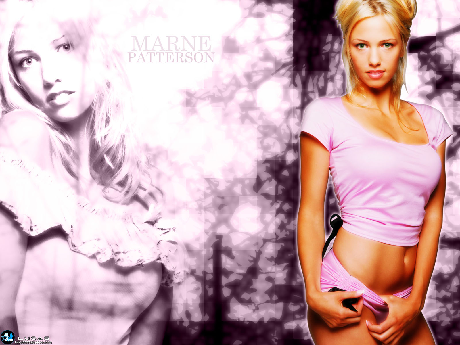 Marne Patterson - Wallpaper Hot